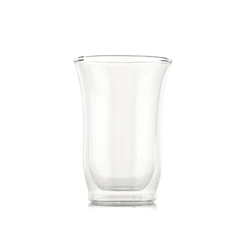 double wall glass tumbler 220ml biotea. Black Bedroom Furniture Sets. Home Design Ideas